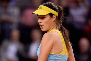 Ana Ivanovic shot to stardom, reaching No1 in the world at 20 years of age. Photo / Getty Images