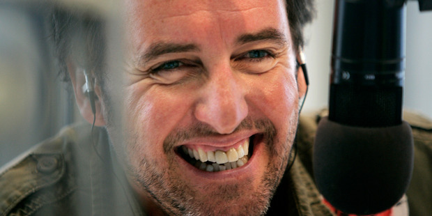 Mike Hosking will be joining the Seven Sharp team.