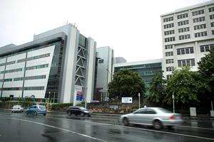 A Good Samaritan took a beaten man to Auckland City Hospital. Photo / Natalie Slade