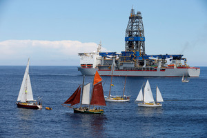 The Government has granted 10 new exploration licences to oil and gas companies. Photo/AP