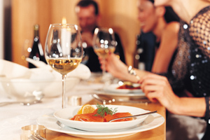 Saving a space for lost loved ones during Christmas dinner is a Portuguese tradition. Photo / Thinkstock