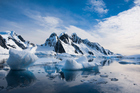 Antarctic researchers sometimes want to explore what's beneath the ice. Photo / Thinkstock