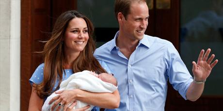 Kate Middleton's iconic polka dot dress. Photo / AP
