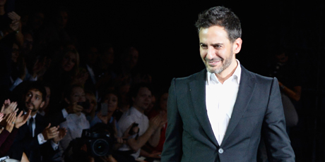 Marc Jacobs' Louis Vuitton farewell. Photo / Getty Images