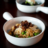 Porcini roasted and truffled duck risotto with caramelised onions, thyme and green peas and crispy duck at Bar Salute. Photo / Mike Heydon