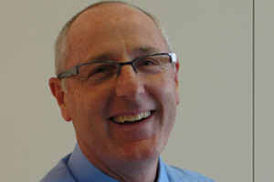 Chief executive of Visique, Brian Rosenberg.