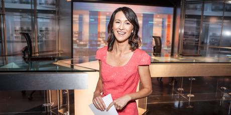 Nightline presenter Sacha McNeil. Photo / Bradley Ambrose