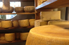Cheese at The Dairy.