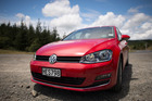 The 2013 Volkswagen Golf is Driven's Car of the Year. Photo / Ted Baghurst