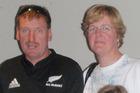 Helen Milner and Phil Nisbet.