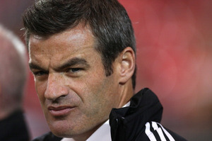 "Ryan Nelsen says he is ""loving the challenge"" of football management at Toronto. Photo / Getty Images"