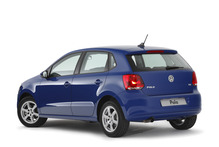 The Volkswagen Polo.
