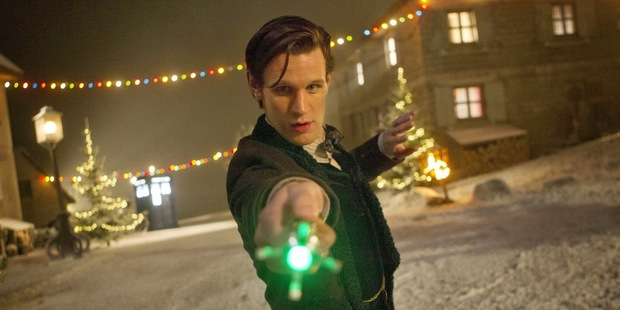 The Time of The Doctor will be Matt Smith's last episode in the role of Doctor Who.