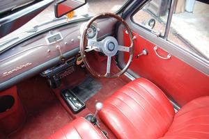 Fiat 500 Nuova Bambina