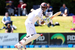 Shiv Chanderpaul. Photo / Getty Images