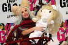 Lady Gaga is known for her wacky style. Photo / AP