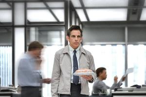 Ben Stiller in The Secret Life of Walter Mitty.