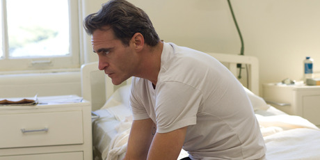 Joaquin Phoenix in 'The Master'.