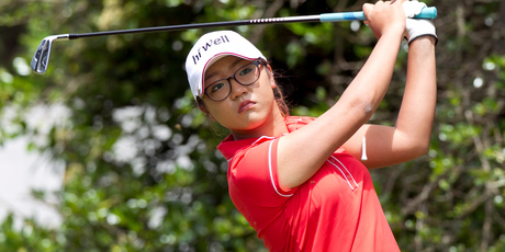 Lydia Ko is number 3 in Herald on Sunday's list of sport's risers. Photo / Natalie Slade