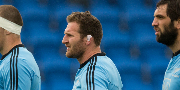 All Black captain Kieran Read went from being world-class to out-of-this-world class.