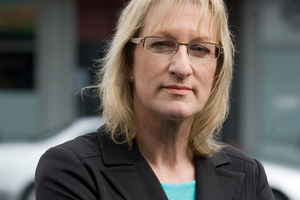 Linda Cooper: 'The people of Auckland have lost confidence in the mayor.' Photo / NZ Herald