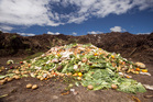 So much of the world's food is going in to landfill. Photo / File