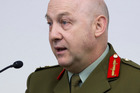 Chief of Defence, Lieutenant General Rhys Jones. Photo / NZ Herald