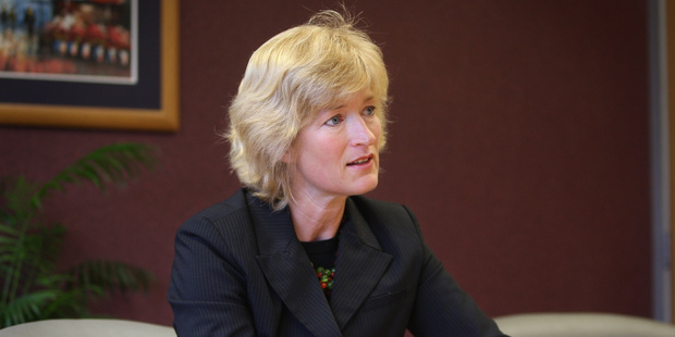 Local Lawyer Denise Arnold has done a lot of work in Cambodia to improve education.