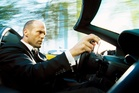 Jason Statham's masculinity is enhanced by his lack of hair.