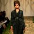 Samantha Harris wearing Obi. Photo / Martin Sykes