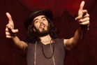 Russell Brand's 'Booky Wook 2' has been banned from from Guantanamo Bay.
