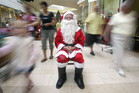 Figures released for the first two weeks of December show Bay shoppers have already spent $140.3 million in the pre-Christmas rush. Photo / APN