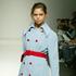 Samantha Harris wearing MAW at Air New Zealand Fashion Week. Photo / Babiche Martins