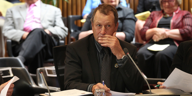 Councillor Rod Heaps voted against continuing fluoridation. Photo / Duncan Brown