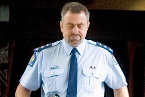 Police Inspector Steve Mastrovich. Photo / NZ Herald