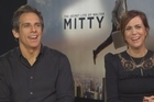 Ben Stiller's The Secret Life of Walter Mitty represents a more serious style of comedy for the director-actor best known for hits like of Zoolander and Tropic Thunder. Stiller and co-star Kristen Wiig talked to Russell Baillie about the new movie, which is also a radical remake of the 1947 Danny Kaye classic.