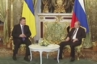 Russia and Ukraine on Tuesday signed an agreement after Kremlin talks between Ukraine President Yanukovych and Russian President Putin aimed at removing trade obstacles between the two neighbours and boosting economic ties.