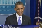 In his final news conference of the year on Friday, US President Barack Obama shrugged off suggestions that 2013 has been his worst year in office despite political and fiscal challenges that saw his approval ratings plummet.