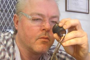 Wayne Jeffers, owner of Mt Eden Jewellers.