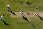 Australia head into day five in control of the third test. Photo / Getty Images