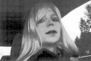 Chelsea Manning was sentenced 35 years in July for violating the 1917 Espionage Act by releasing classified documents to WikiLeaks. Photo / AP