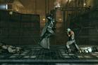 A still from 'Batman: Arkham Origins Blackgate'.