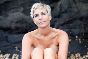 Nic Russell spent her thirties undergoing radiography and a double mastectomy. Photo / Facebook
