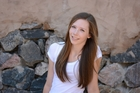 Claire Davis was shot in the head by her 18-year-old Arapahoe High School colleague. Photo / AP