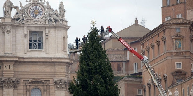 The Vatican has been praised for improving its financial crime legislation. Photo / AP