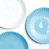 Kitchen collector: Rachel Carley Sunray plates, $46 each from Tessuti. Ph (09) 376 4802.