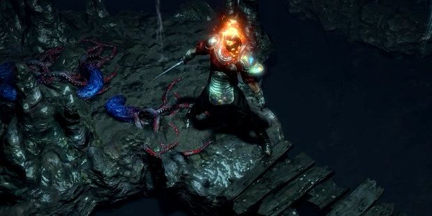 A screenshot of the game Path of Exile.
