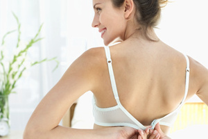 Research suggests ladies don't need to wear a bra.Photo / Thinkstock