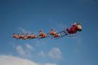 Track Santa around the world. Photo / Thinkstock