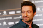 Hugh Jackman says he was terrified of seeing Santa when was young. Photo / Getty Images